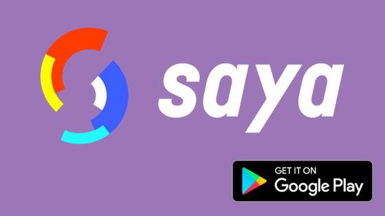 Saya Apps: Aplikasi Chat Buat Mereka Yang Kesepian