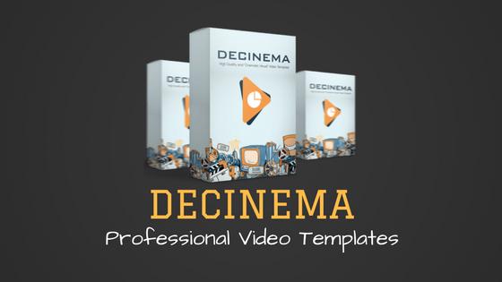 DeCinema: Membuat Video Promosi Profesional Dalam Hitungan Menit