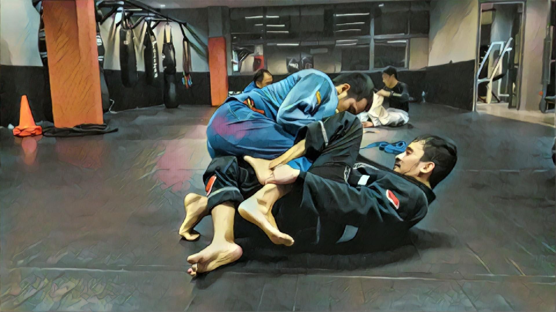 Where to find Brazilian Jiu Jitsu gyms in Jakarta