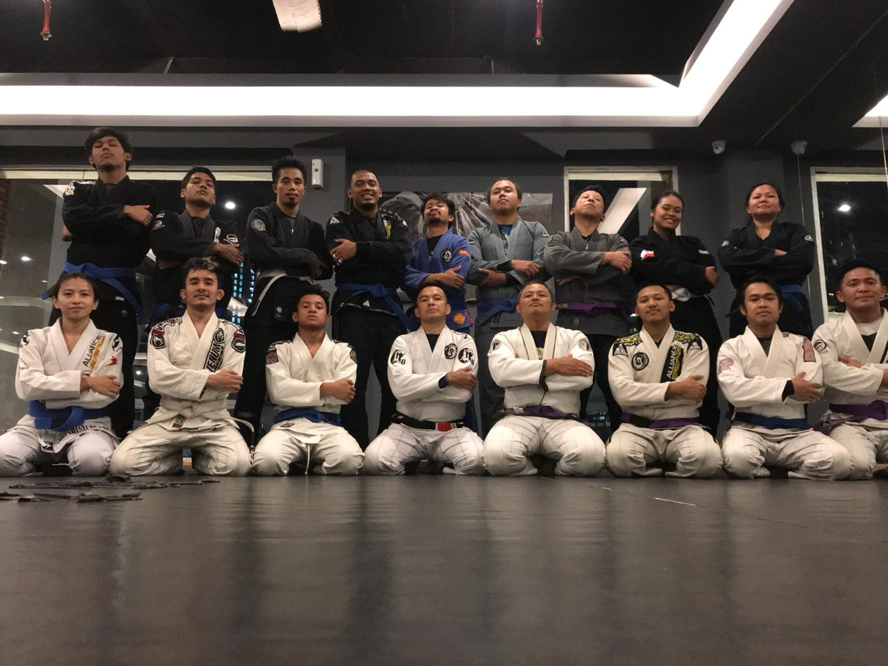 What a typical BJJ class is like