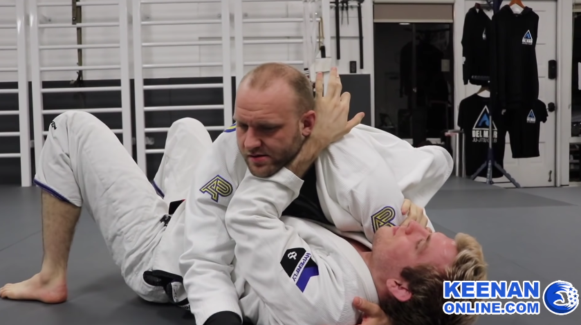 Keenan Cornelius tries out new chokes