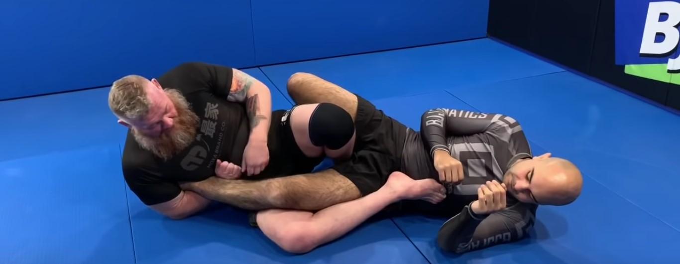 Basic Foot Lock & Leg Attacks
