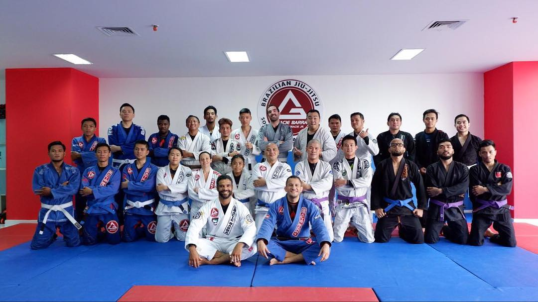 Review of Professor Buno Amorim seminar at Gracie Barra Indonesia