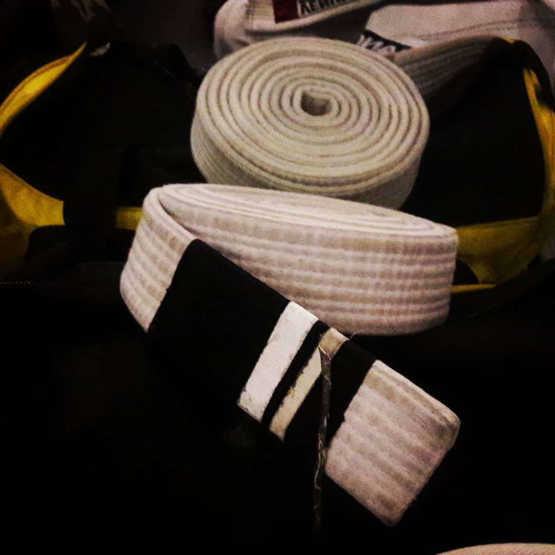 Belts in BJJ do not come easy