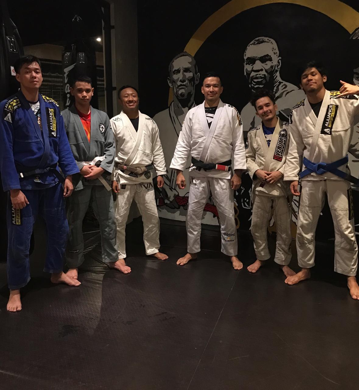 New BJJ spot in Kemang
