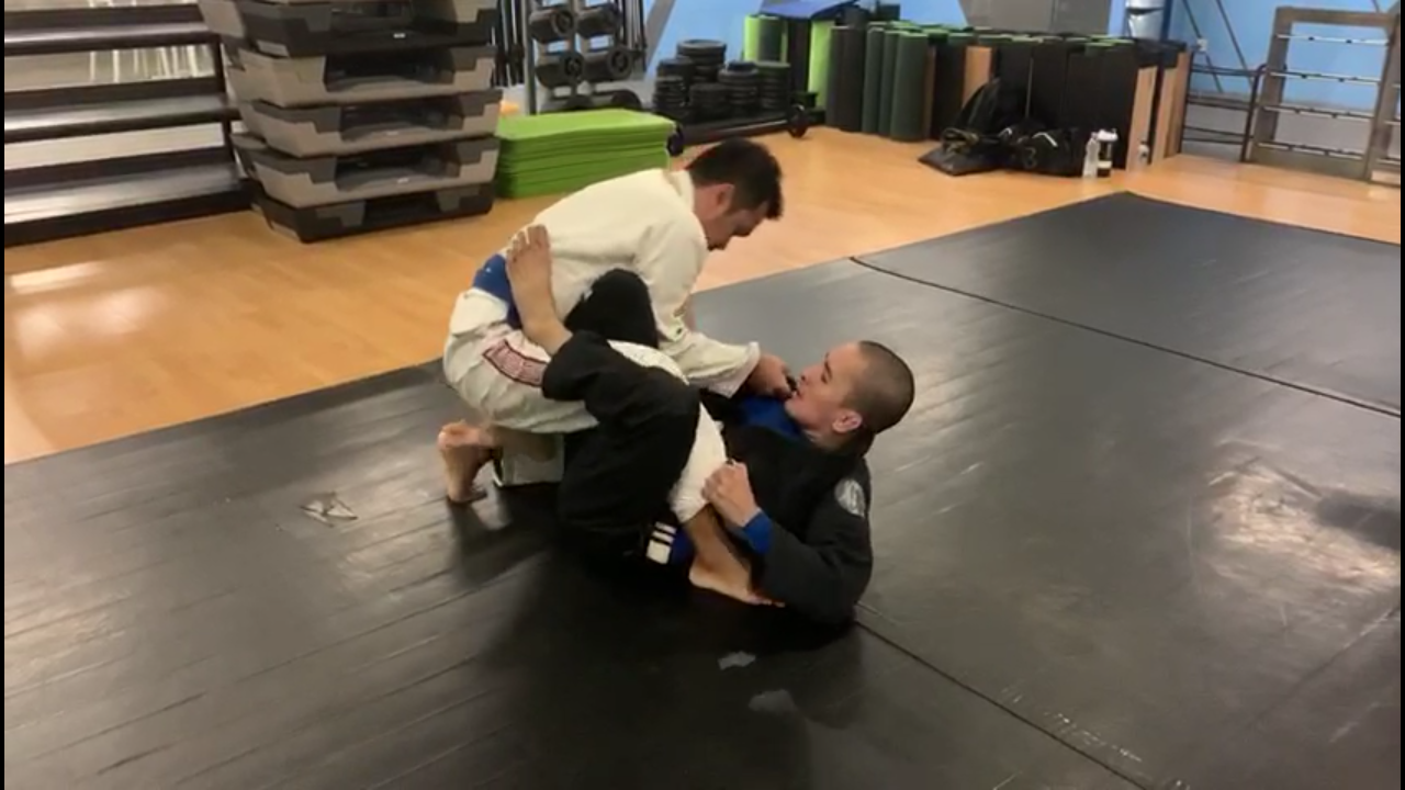 The Don'ts of BJJ Rolling/Sparring