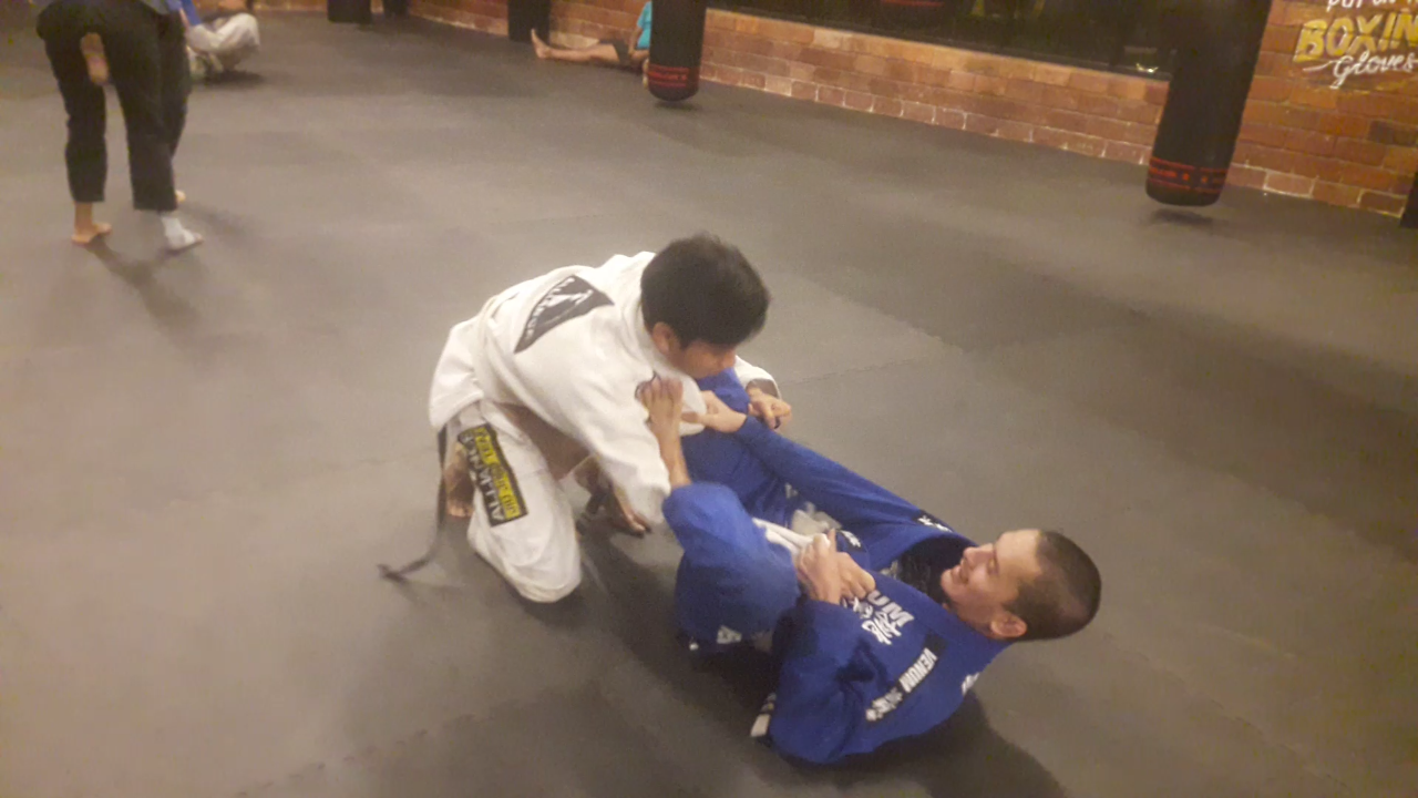 New Sparring Videos: Musumeci Foot Locks (Botinha) & Other Submission Finishes