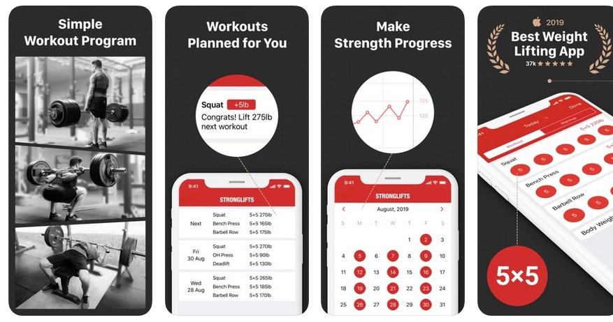 3 Aplikasi Bagus Untuk Mulai Olah Raga & Hidup Lebih Sehat