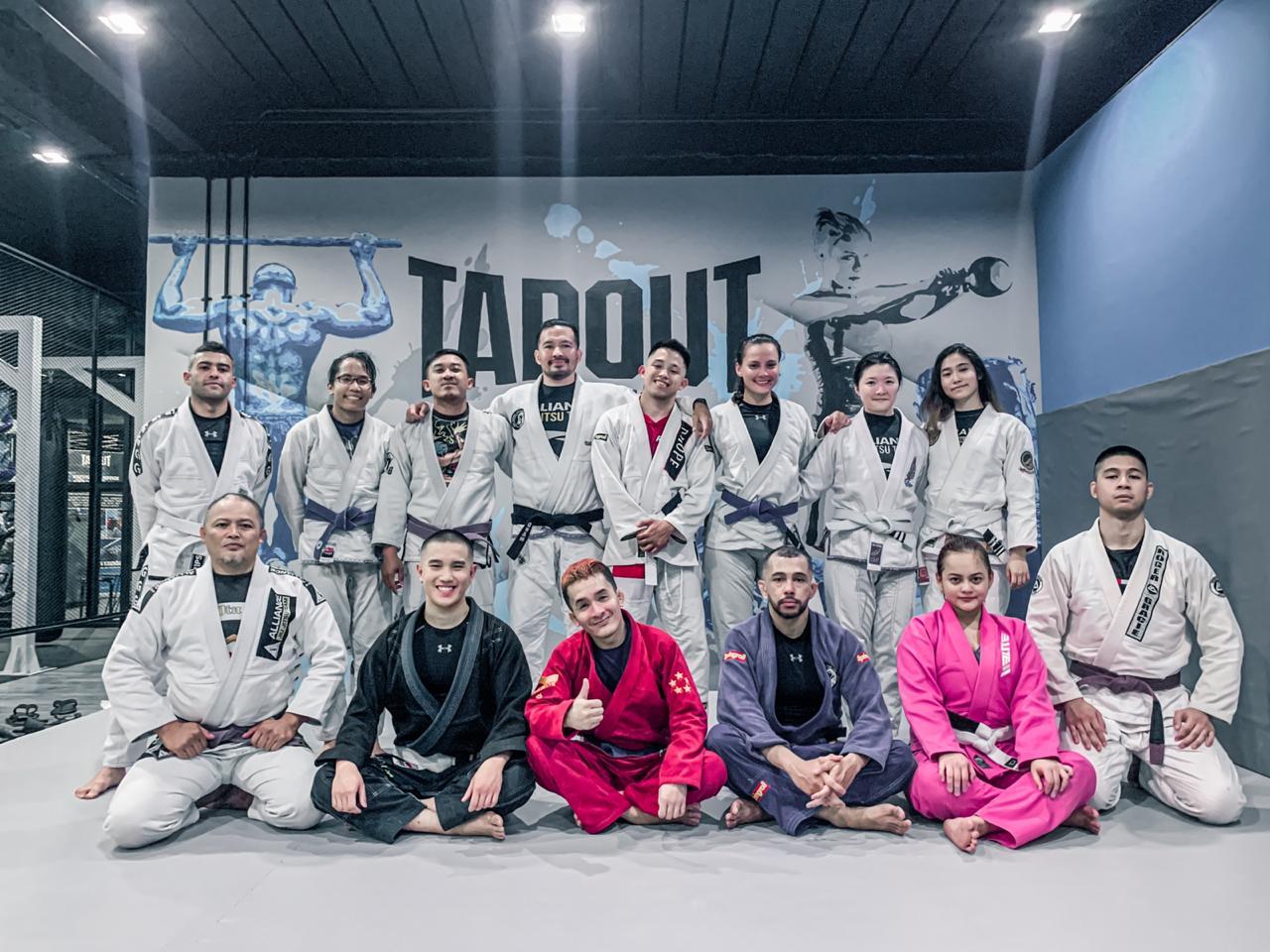 #RabuBakuHantam: Berkenalan dengan Brazilian Jiu Jitsu (BJJ)